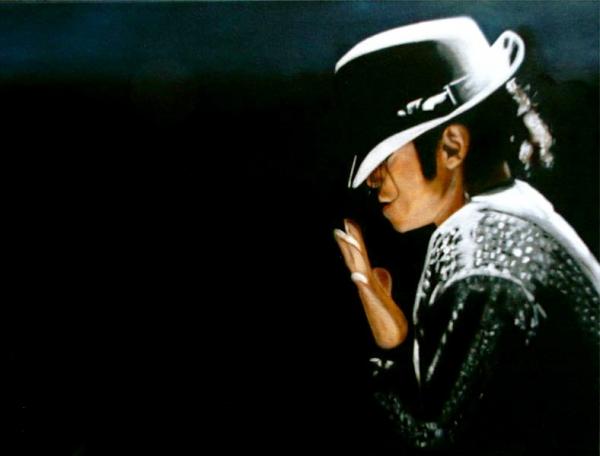 Michael Jackson by Qwiepke